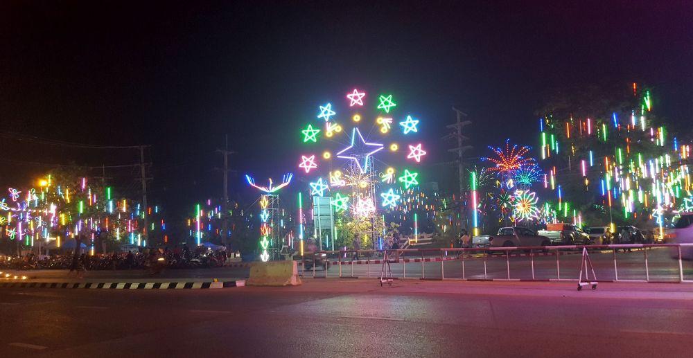Phitsanulok by night
