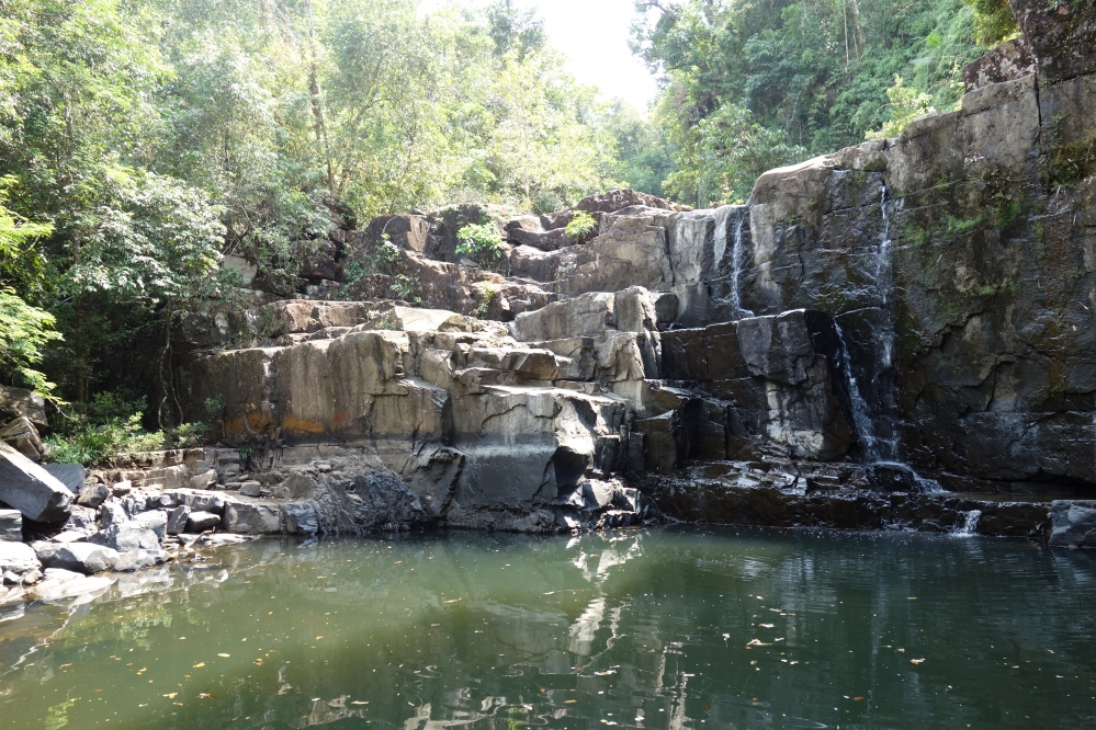 waterfall koh kut