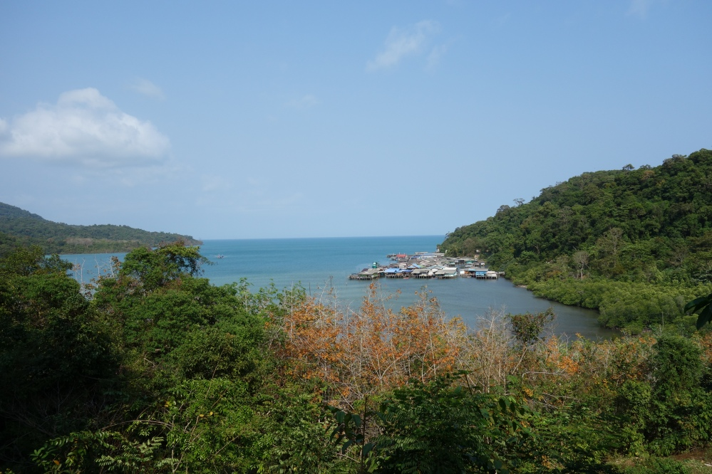 village pêcheurs Koh Kood